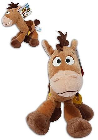 Caballo Bullseye 25cm Sheriff Woody Pride Toy Story Muñeco Peluche Pelicula Disney TV Dibujos Animados