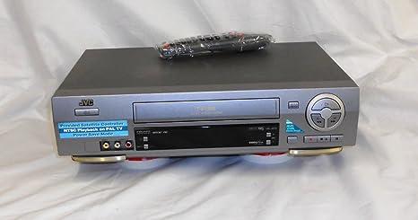 JVC HR-J670 Video Player Recorder