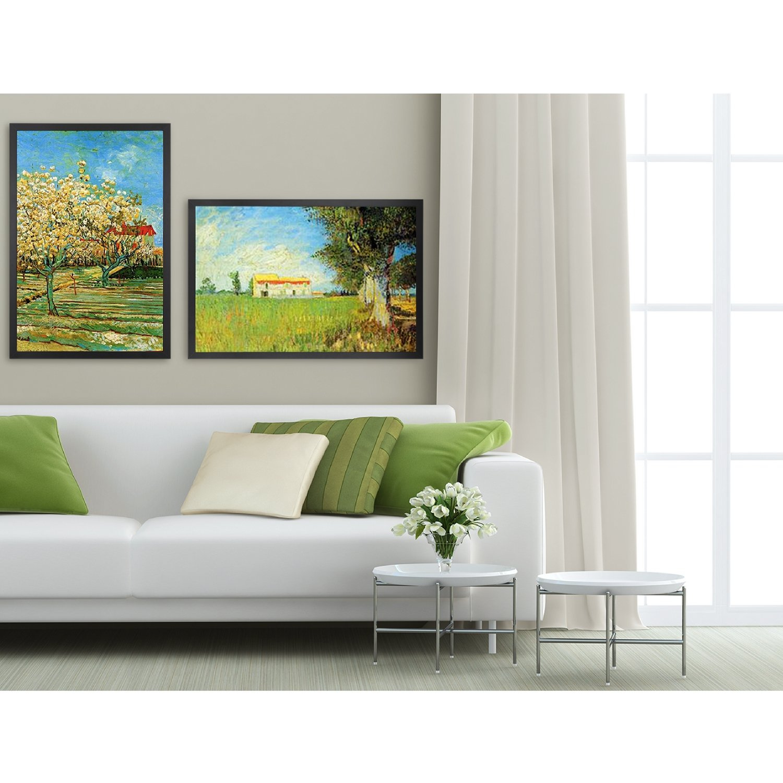 FrameMaster 24x36 Poster Frame (1 Pack), Black Wood Composite, Gallery Edition by FrameMaster (Image #6)