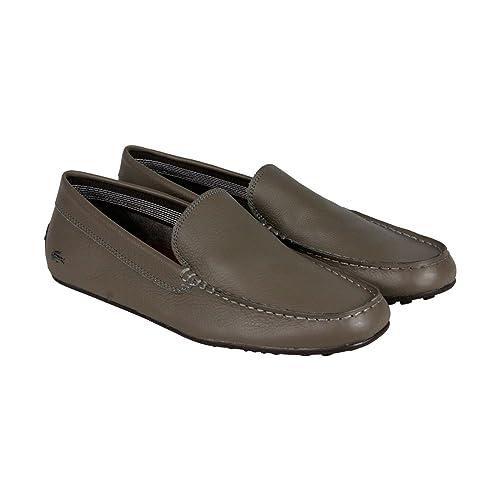 Lacoste - Mocasines para Hombre Marrón marrón Claro: Amazon.es: Zapatos y complementos