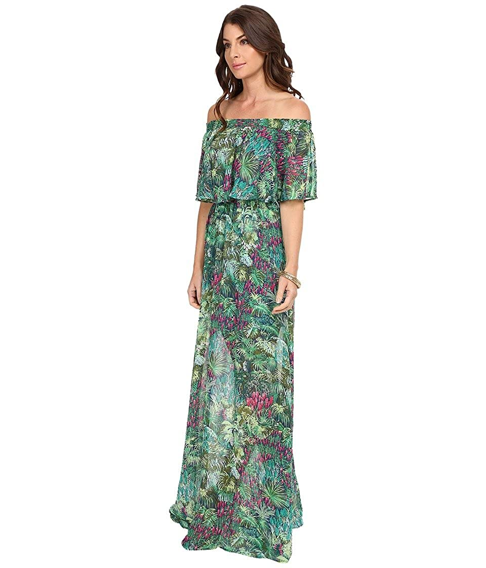 c2342b7581 Show Me Your Mumu Women s Hacienda Maxi Dress Rainforest Café Dress   Amazon.ca  Clothing   Accessories