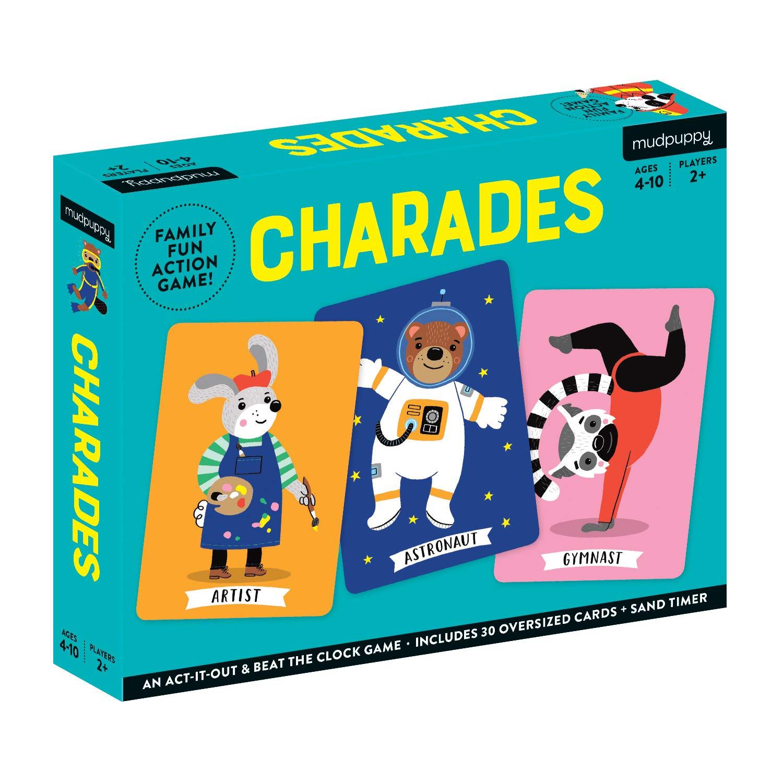Mudpuppy Charades 9780735357334