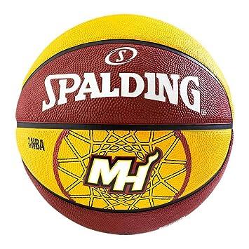 Spalding NBA Miami Heat Team Balã³n de Baloncesto