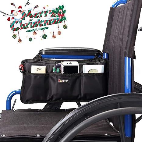Amazon.com: Kemimoto - Bolsa de almacenamiento para silla de ...