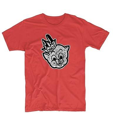 Porkopolis Piggly Wiggly Pig USA Pig Unisex Funny T Shirts Design ...