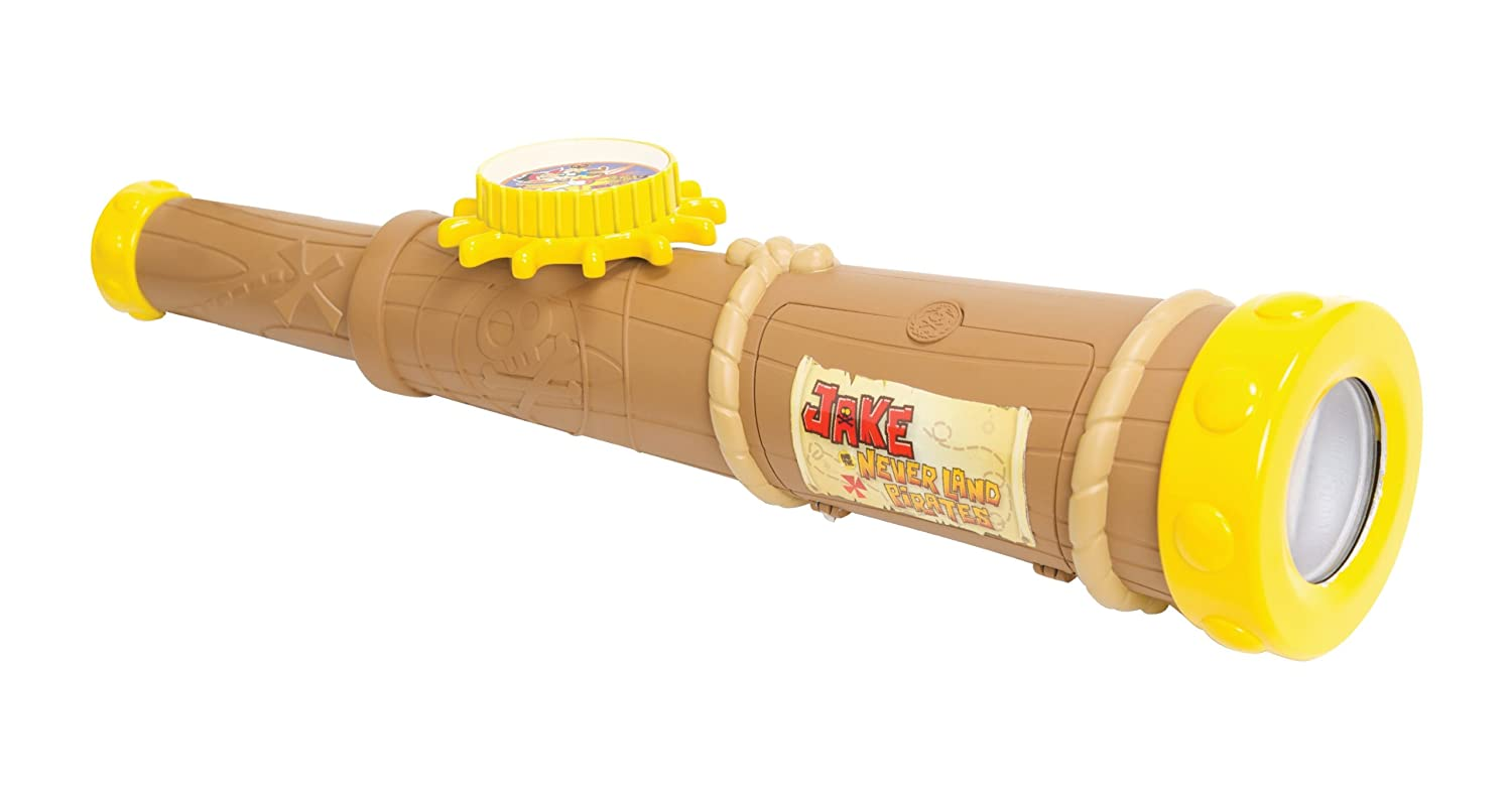 Just Play Jake and The Neverland Pirates Treasure Telescope 62370