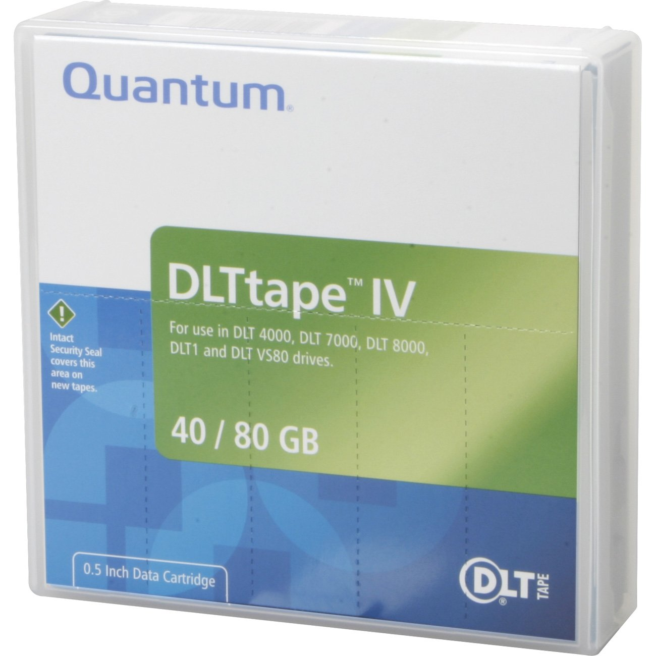 Data Cartridge QUANTUM DLT 80GB