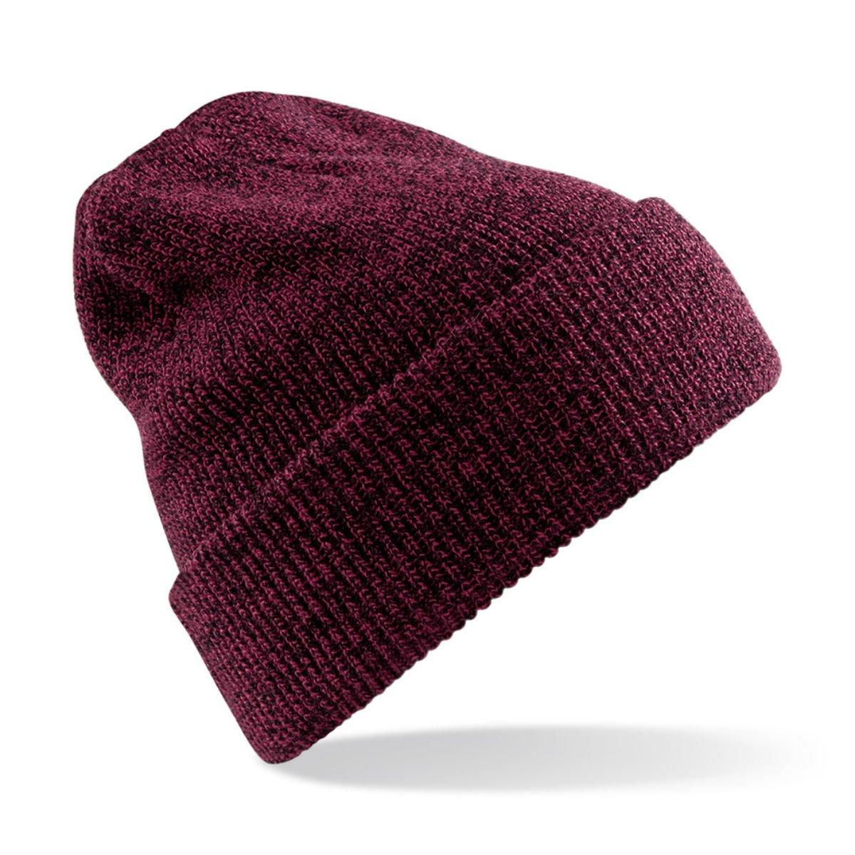 Heritage Style Beanie Hat Beechfield B425