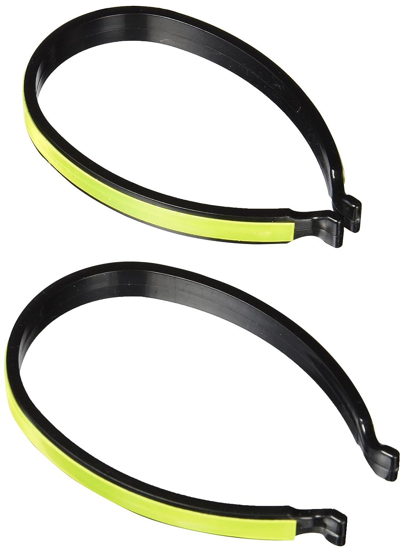 Silverline 521812 - Clips de pantalón reflectantes para ciclista ...