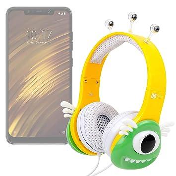 DURAGADGET Auriculares mágicos para niños para Smartphone Xiaomi ...