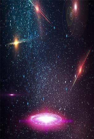 Amazon Com Yeele 5x7ft Dazzling Universe Galaxy Backdrops Outer