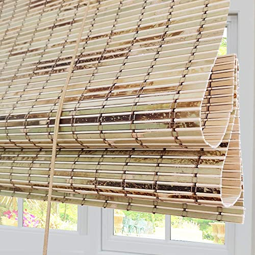 ZY Blinds Bamboo Window Blinds