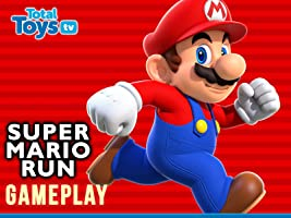 Clip: Super Mario Run Gameplay and Commentary