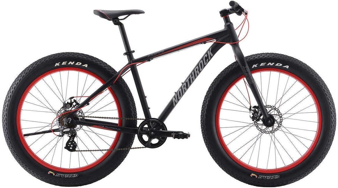 Northrock Xcoo Fat Tire Mountain Bike Amazon Ca Sports Outdoors