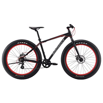 Amazon Com Northrock Xcoo Fat Tire Mountain Bike Sports Outdoors
