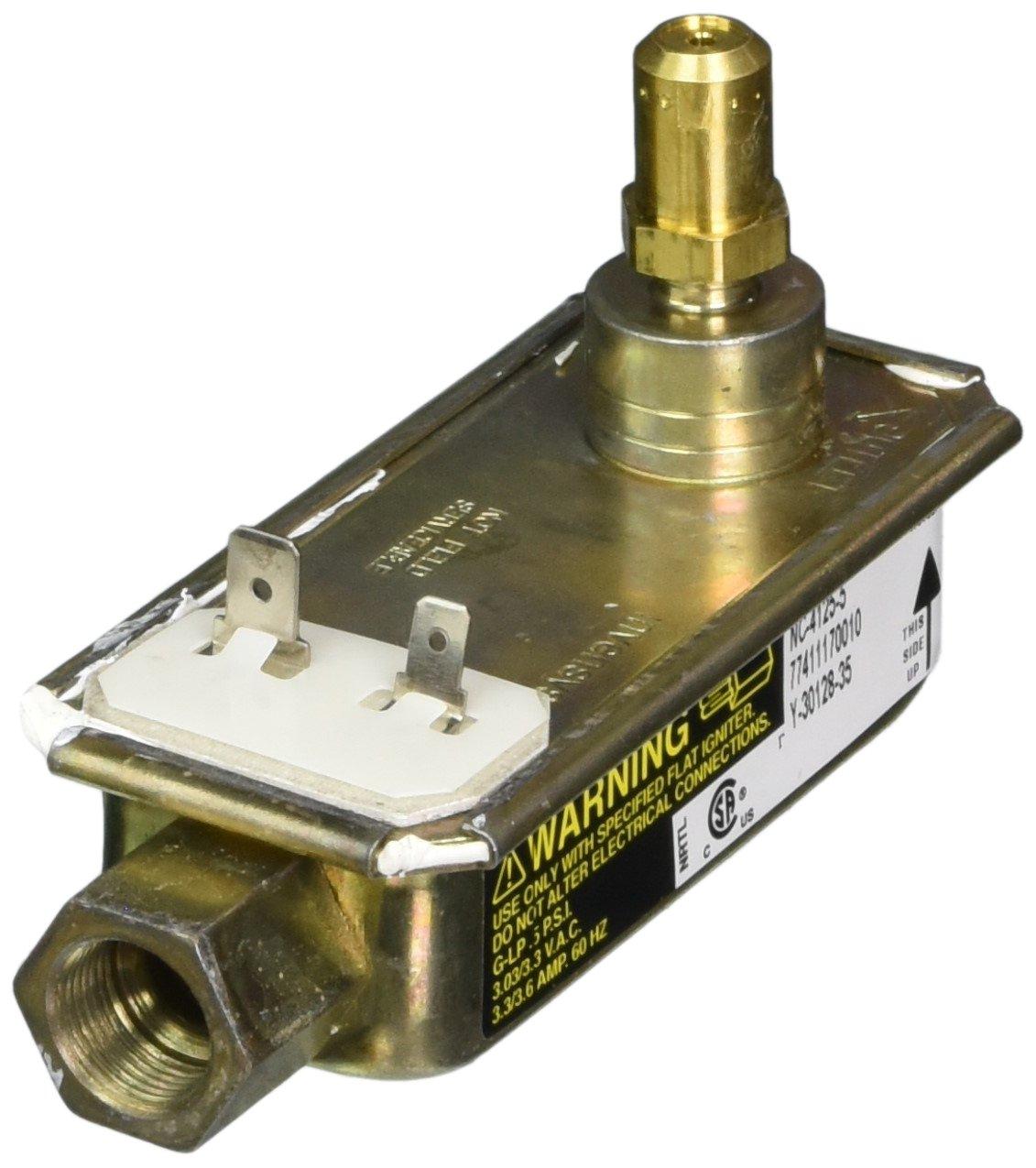 Recertified Frigidaire 3203459 Range Oven Safety Valve NC-4125-5 Y-30128-35