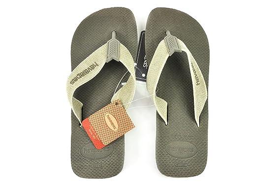 a33019e6e5deb Havaianas Urban Basic Flip flops - Ice Grey  Amazon.co.uk  Shoes   Bags