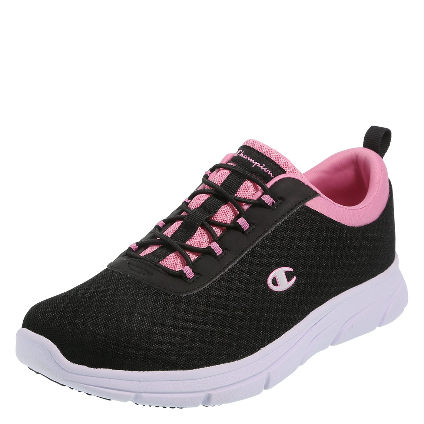 Champion Women's Sierra Step-in B07BNTDN1D 10 W US|Black Pink