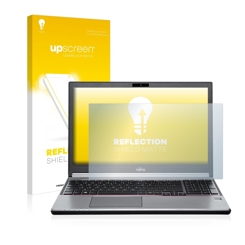 upscreen Protector Pantalla Fujitsu Mate para Fujitsu Pantalla Lifebook E756 Película – Antireflejos, Anti-Huellas 725745