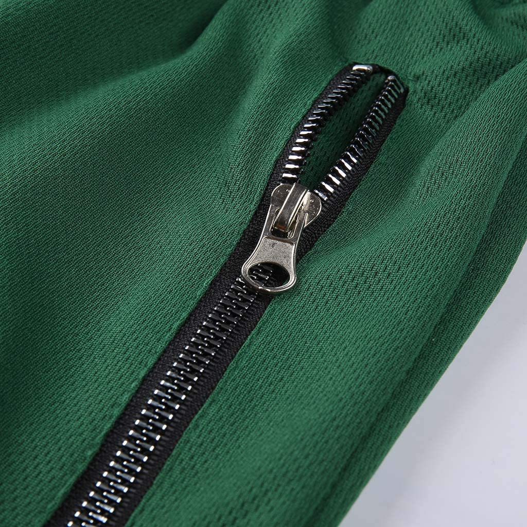 Mens Mesh Basketball Shorts Clearance Sale NDGDA Elastic Rope Stretch Pocket Casual Plain Sports Shorts