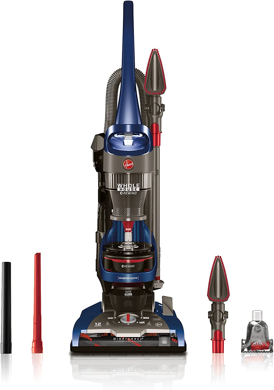 Hoover Sprint QuickVac Bagless Upright Vacuum