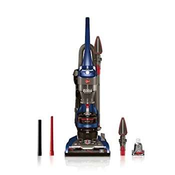 Hoover 2 Whole House Corded Bagless Upright Vacuum Cleaner