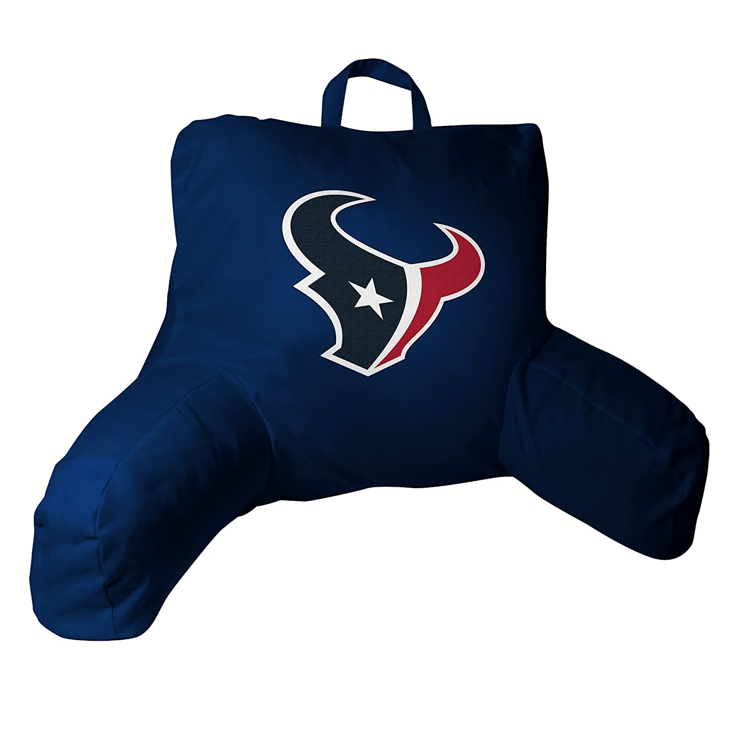Texans OFFICIAL NFL Bed Rest Pillow