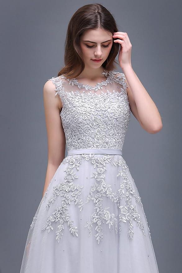Babyonline Womens Lace A Line Formal Evening Dress For Women Long
