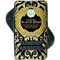 Nesti Dante Luxury Black Soap met actieve kool, 250 g