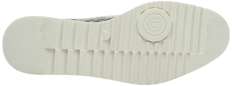 Bugatti (Silber Damen V7001pr6l Sneaker Silber (Silber Bugatti 805) 394d6b