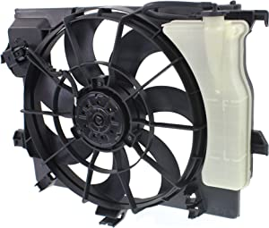 Radiator Fan Assembly for Hyundai Accent 12-13 Automatic Transmission