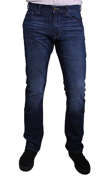 Amazon.com: DL1961 de los hombres Russel Slim Recto jeans En ...