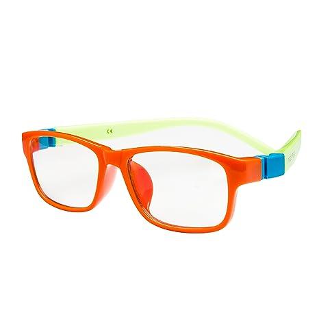 f70c1fb36485 PROSPEK Kids Computer Glasses - Anti Blue Light Glasses for Children 4+  Years Old.