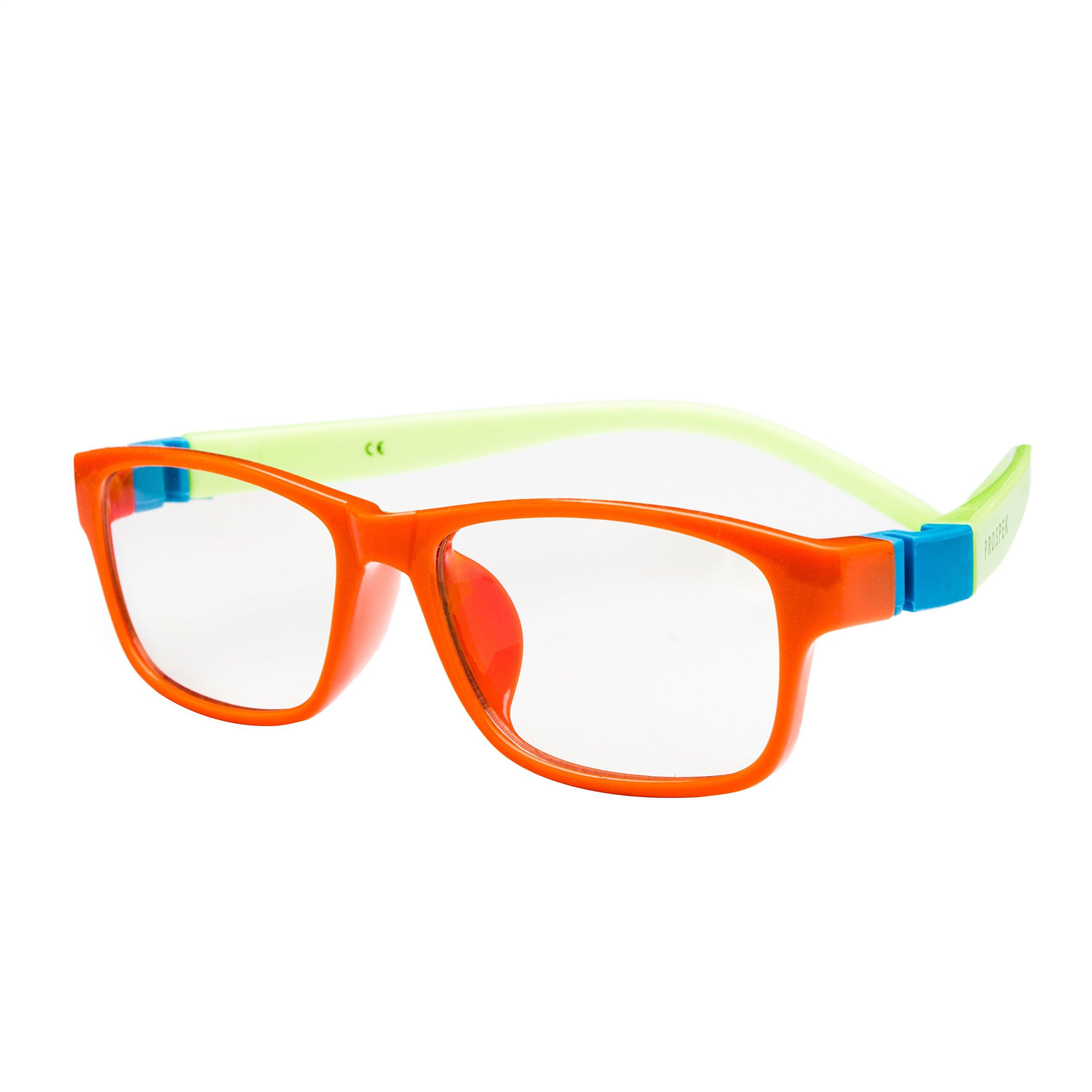 Amazon prospek premium computer glasses professional prospek kids computer glasses anti blue light glasses for children 4 action nvjuhfo Gallery
