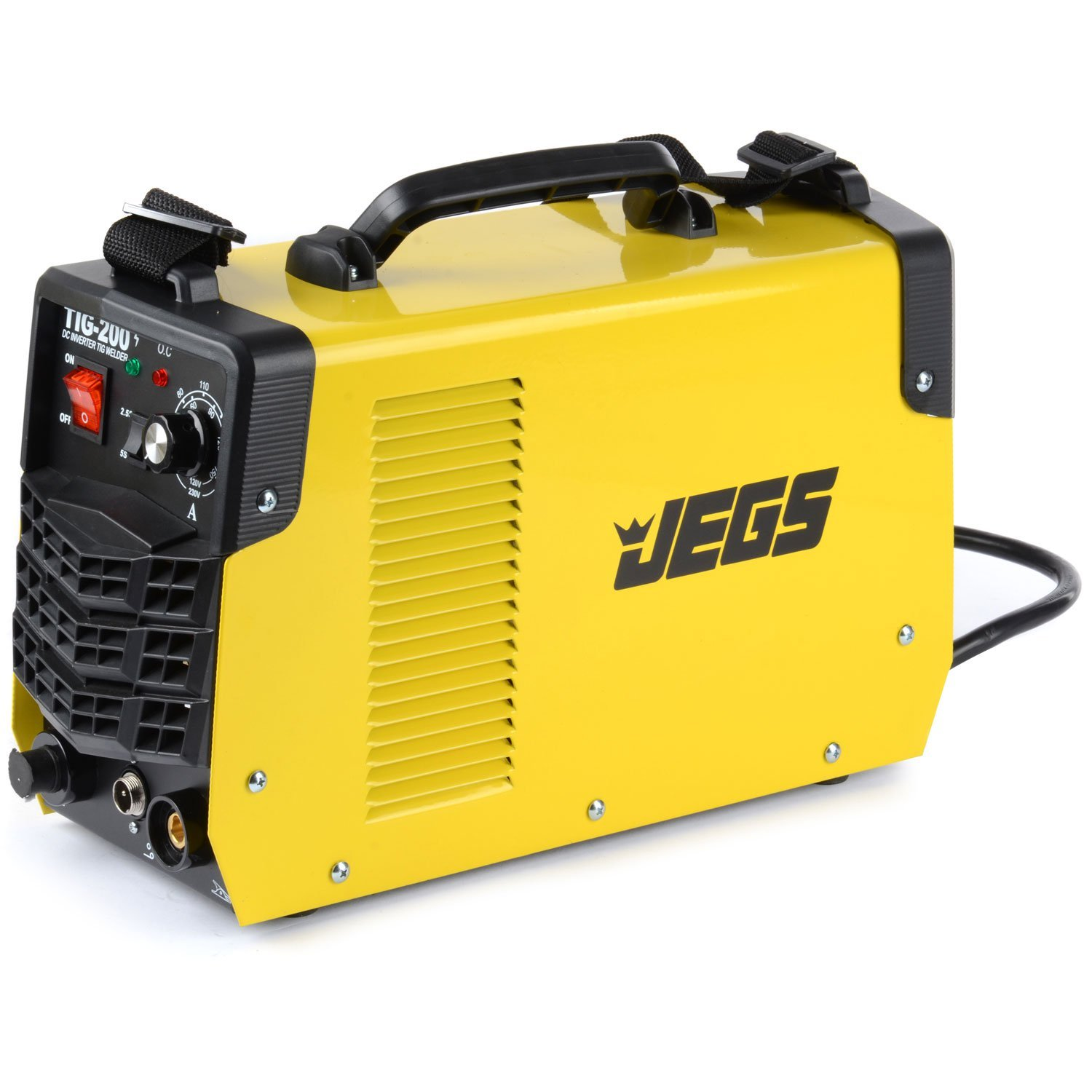 JEGS Performance Products 81542 TIG 200 Welder Single Phase 220V AC