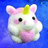 Fluffy Unicorn Needle Felt Kit - Includes