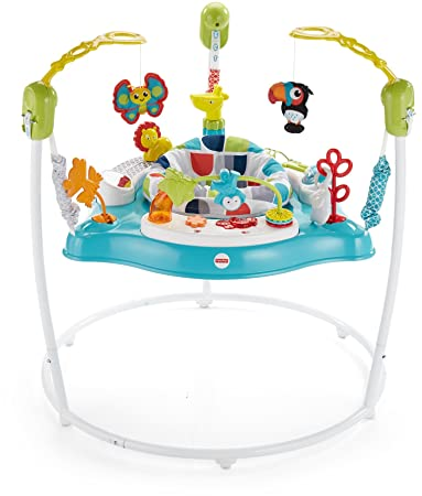 9e200dc84 Amazon.com   Fisher-Price Color Climbers Jumperoo