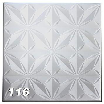 Nr.97 20 m² Deckengestaltung Styroporplatten Stuck Decke Dekor Platten 50x50cm