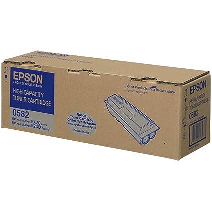 Epson Cartucho de tóner AL-M2400/MX20 Negro Alta Capacidad ...