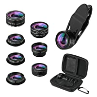 Kaiess Phone Camera Lens Kit 9 in 1 Deals