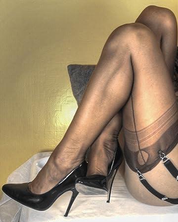 Stocking And Heels Pics