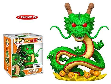 Funko – Dragon Ball Z - Colección Pop, Figura 265, Shenron