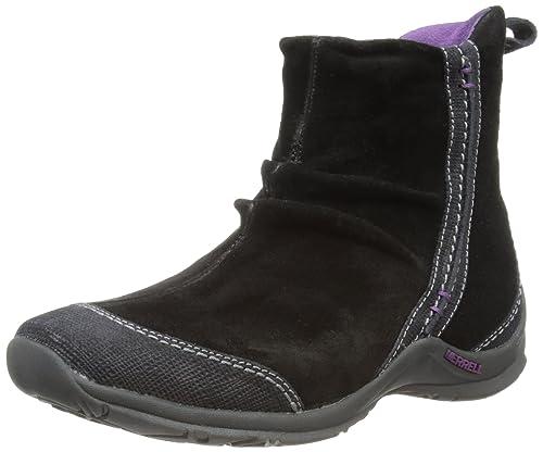 Merrell Madrasa Women s Side Zip Boots B00DRDT66Q