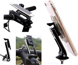 Theoutlettablet® Support pour téléphone pour VTT et vélos de route avec coque Quick Lock pour Motorola Moto G, 5e génération 5e génération ridecas30case
