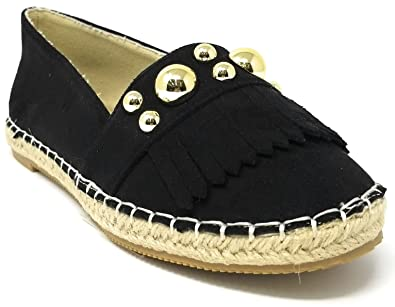 fe4f2d2a89 Forever Young Women Espadrille Flats