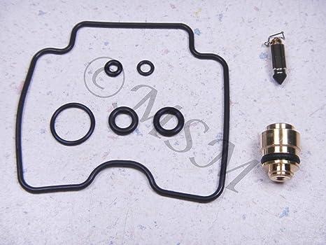 For SUZUKI GSF1200 Carburettor Carb Repair Kit Rebiuld Motorcycle 2001-2006