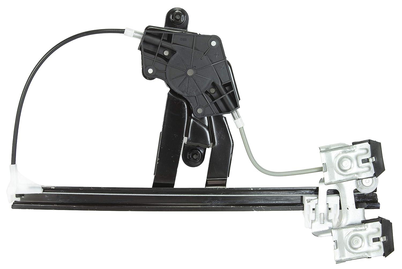 Taros 552 Alzavetro Alzacristalli Elettrico SX Posteriore Senza motorino