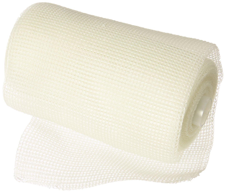 BSN Medical 7345803 Delta-Lite Plus Fiberglass Cast Tape, 4'' x 4 yd. Size, White (Pack of 10)
