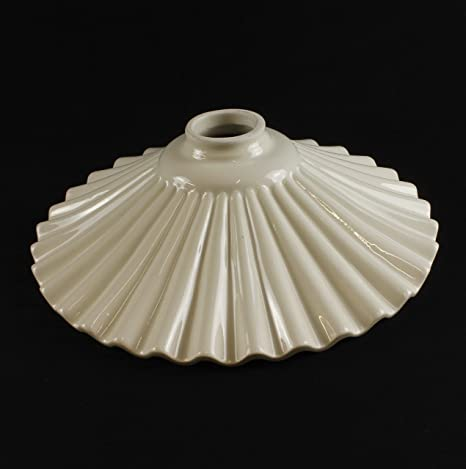 Piatti In Ceramica Per Lampadari.Ricambio Paralume Piatto In Ceramica Per Lampadario Lampada A Sospensione Classico Rustico Country Varie Dimensioni 28 5 Cm
