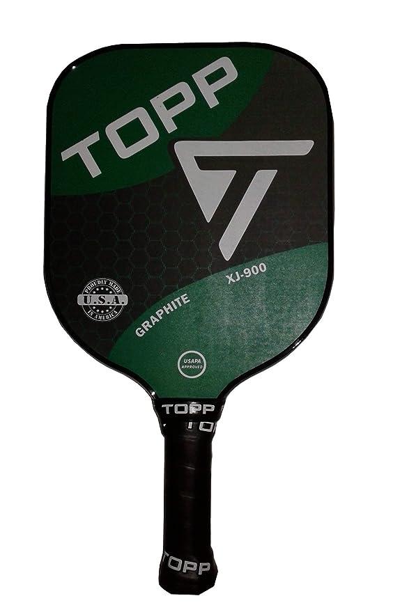 Amazon.com: Topp Pickleball Paddle XJ 900 Graphite: Sports ...